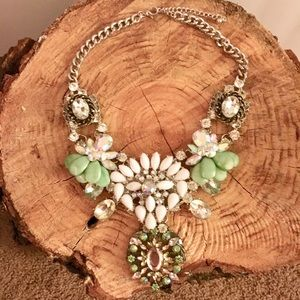 "H&M Chunky ""antique vintage look"" necklace"